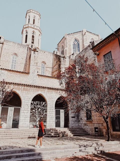 Iglesia San Pedro de Figueres