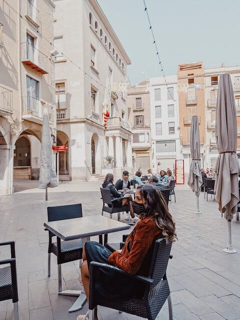 Plaza del Ayuntamiento Figueres