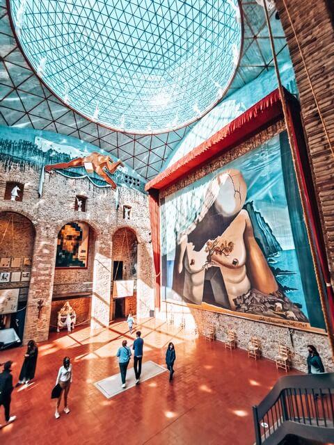 Teatre Museu Dali Figuere
