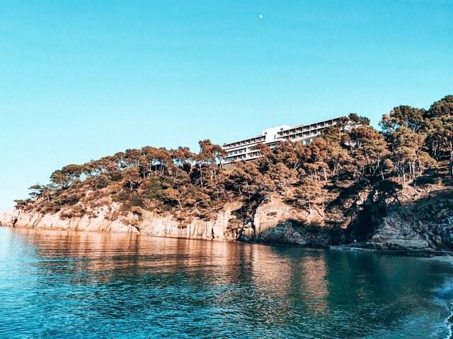 Hotel Parador de Aiguablava
