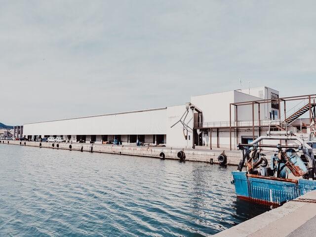Lonja del Puerto Sant Carles de la Ràpita