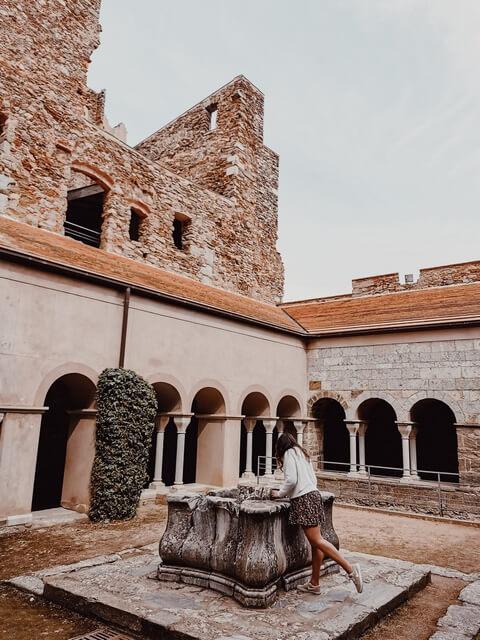 Visita al Monasterio Sant Pere de Rodes