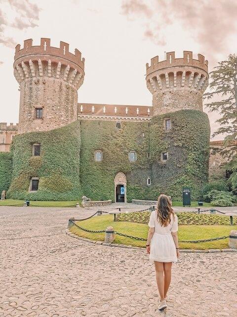 Qué ver en Peralad, Girona