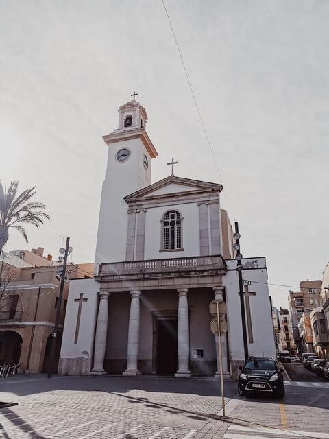 Iglesia Sant Carles de la Rápita