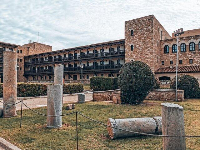 Parador Nacional en Tortosa
