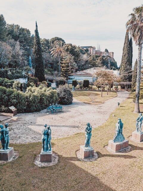 Jardines del Principe en Tortosa