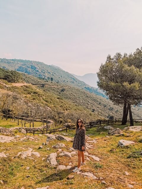 Sierra de Rodes