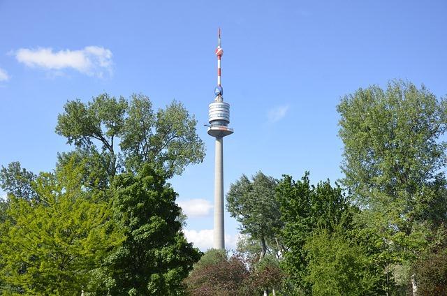 Torre del Danubio Viena