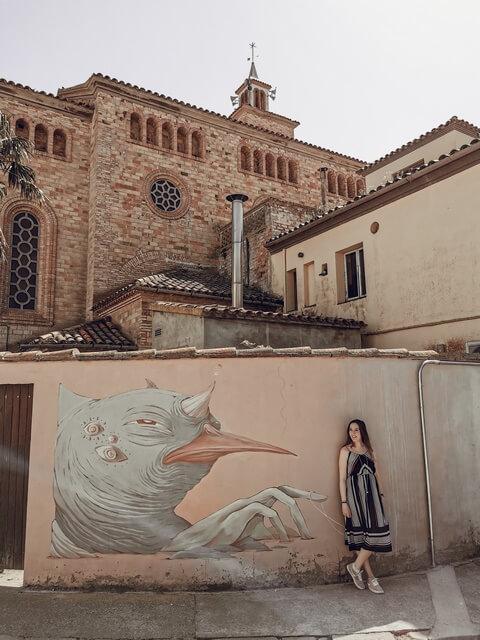 Iglesia Nueva de Sant Joan Baptista de Penelles