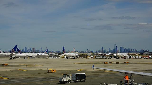 Aeropuerto de Newark New York