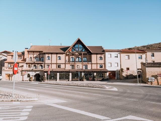 Agroturismo Valdeana Museo del VIno Hotel en Elciego