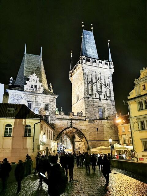 Free tour Praga nocturno