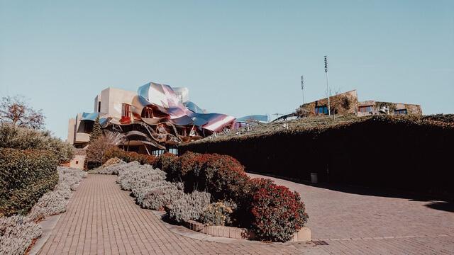 Fotos varias del Hotel Marques de Riscal
