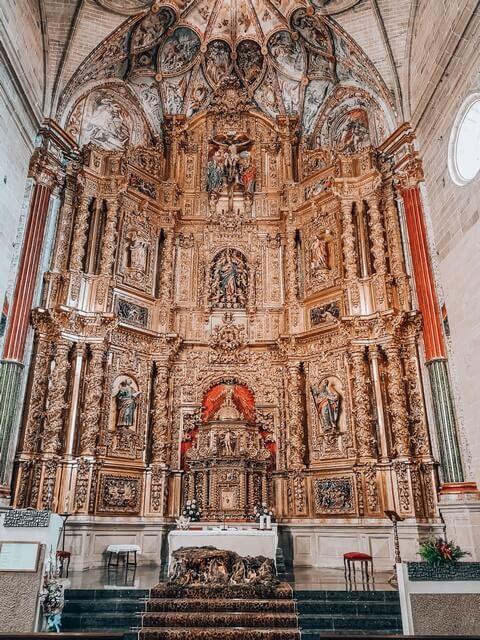Iglesia de Nuestra Señora de la Asunción Samaniego