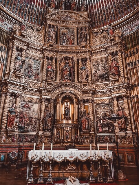 Iglesia de San Andrés Elciego Alava
