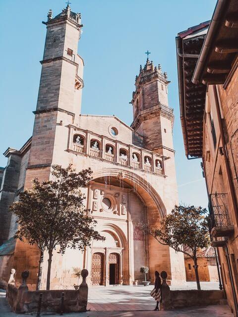 Iglesia de San Andrés Elciego