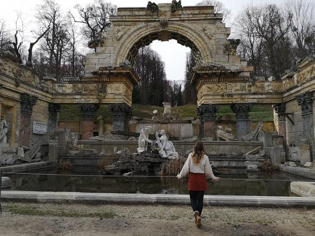 Jardines Palacio Schonbrunn