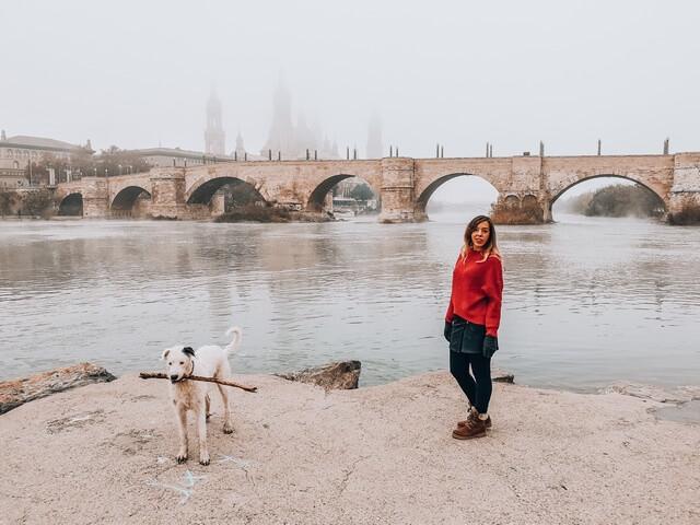 Puente de Piedra el Pilar Zaragoza