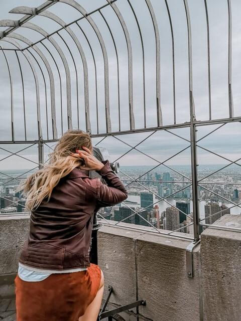 Vistas Empire State Building