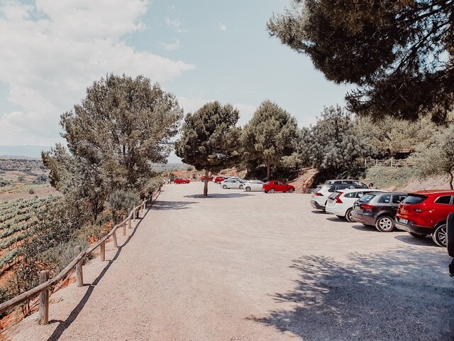Parking Santuari de Montferri