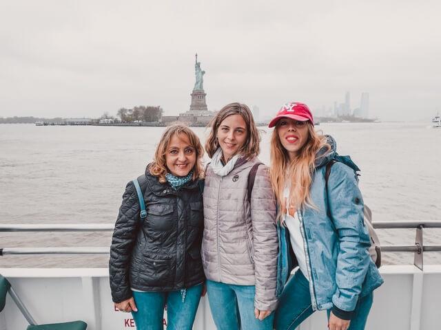 Tarjetas turísticas de Nueva York