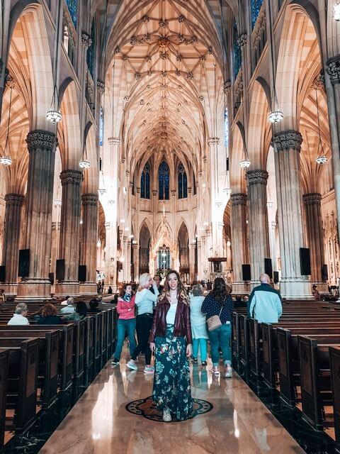 Catedral de Nueva York, St Patrick's Cathedral