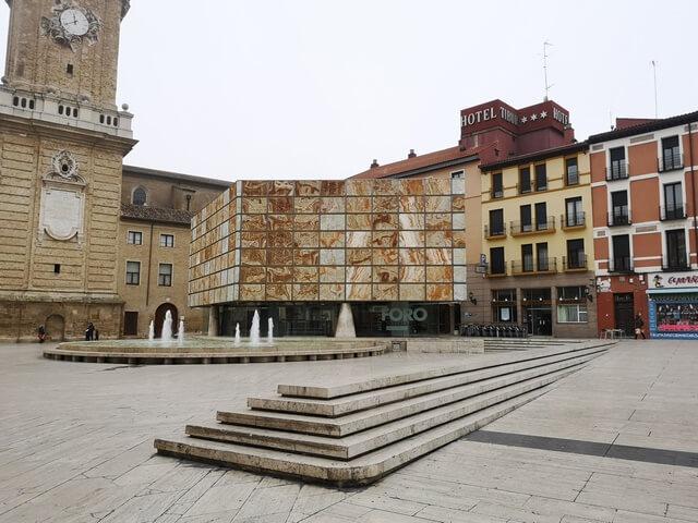 Foro romano Zaragoza