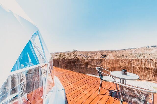 Luxury Dome Retreat