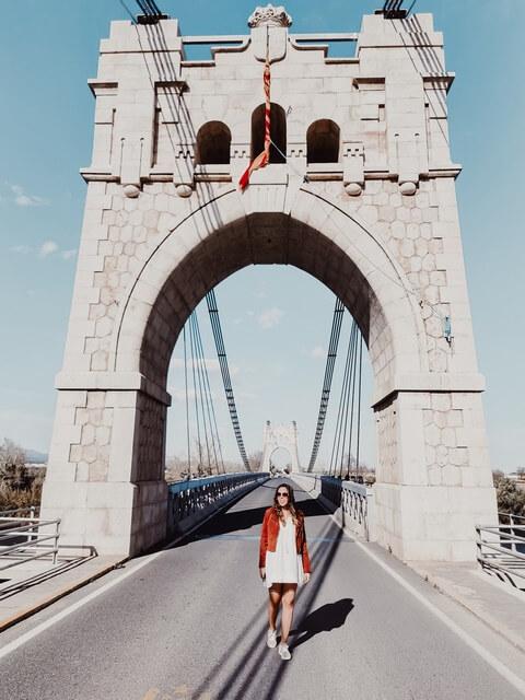 Pont Penjat Amposta