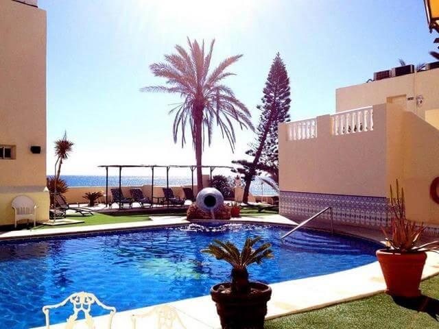 Hotel El Dorado Carboneras